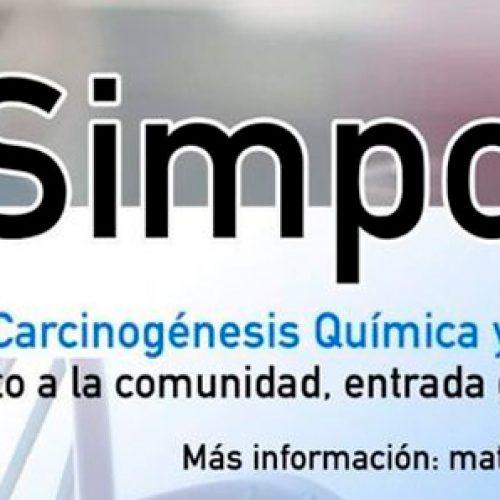 1er Simposio Laboratorio Carcinogénesis Química y Farmacogenética