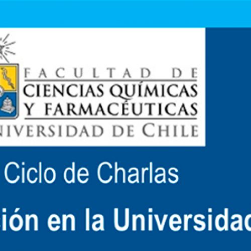 Charla Prof. Silvia Núñez y Prof. Flavio Salazar – Salón Mario Caiozzi
