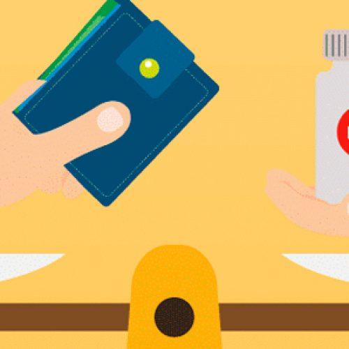 Invitación Coloquio 'Gasto de Bolsillo en Medicamentos'