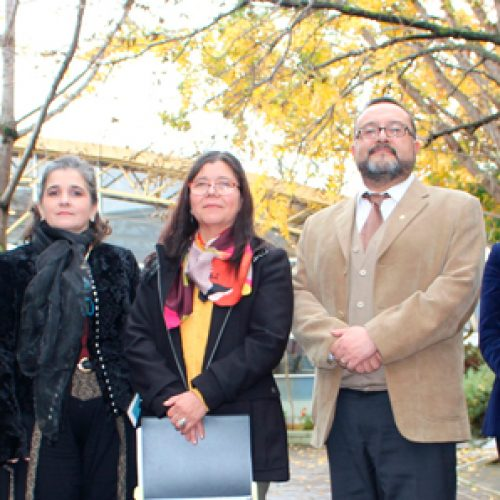 Designada nueva Directora de la Universidad de Concepción en Los Ángeles
