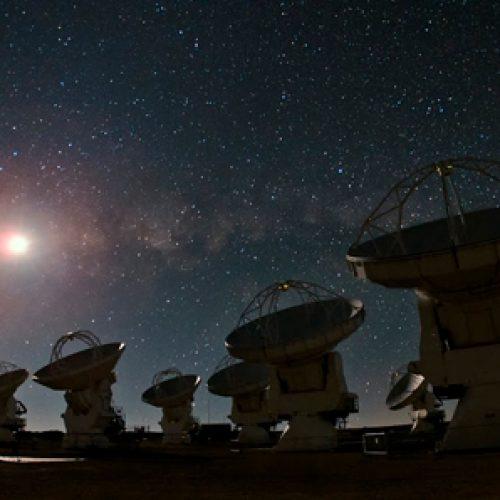 Nuevo curso de astronomía para público general (Universo de ALMA-04 julio 2018)