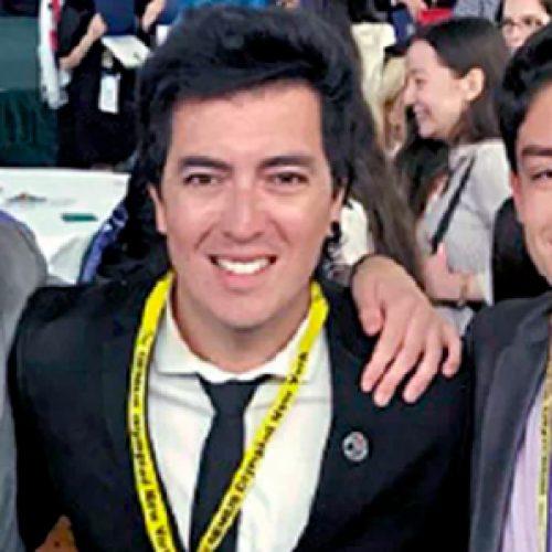 Estudiantes chilenos ganaron medalla de oro en la Universidad Estatal de Nueva York