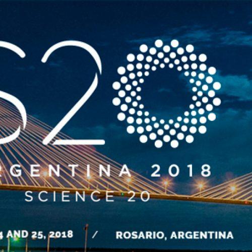 Foro de Diálogo, Science 20 | RESERVÁ LA FECHA