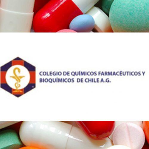 CICLO DE CHARLAS MINSAL-COLEGIO QF, sábado 29 de septiembre.