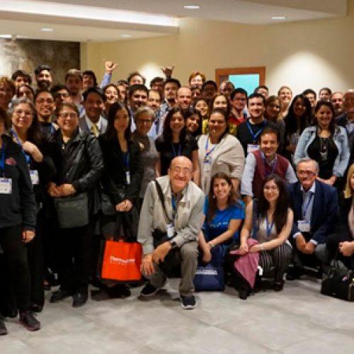 Fotos Nicolás Novoa Marchant del XLI congreso de Bioquímica y Biología Molecular de Chile, SDP Audiovisual