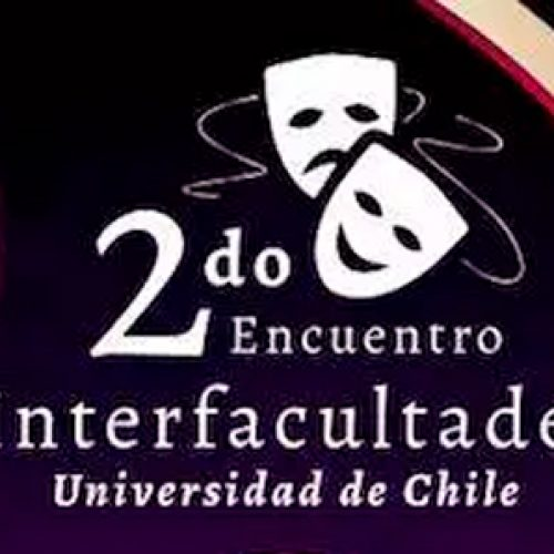 2do Encuentro de Teatro Interfacultades de la Universidad de Chile
