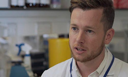 Microbiome Research – Interview with Dr. Christopher Stewart