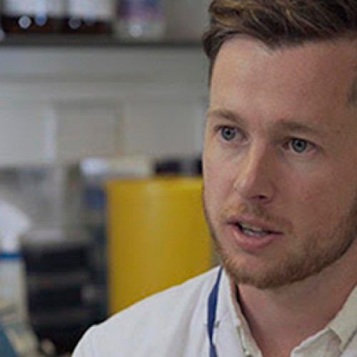 Microbiome Research - Interview with Dr. Christopher Stewart