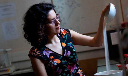 """Tania Villaseñor, Sedimentóloga: """"La vida secreta de las rocas"""""""