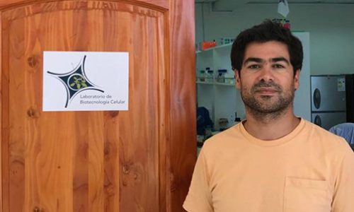 Prof. Ricardo Tejos obtained for the first time a project FONDEQUIP for the Region of Tarapacá