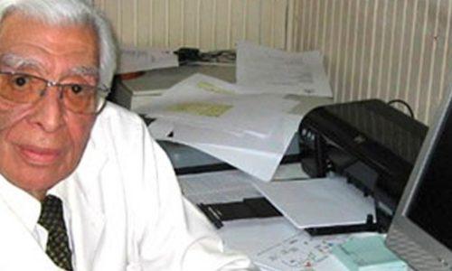 Comunidad de la Facultad de Ciencias se reunió a homenajear al profesor Tito Ureta