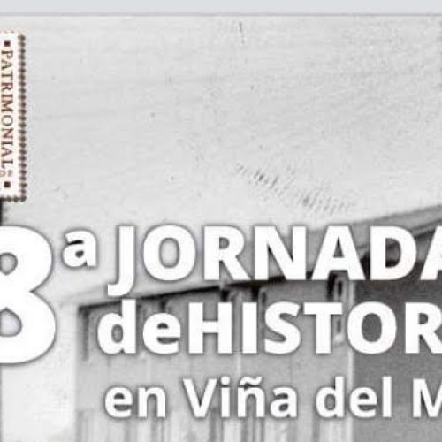 8th Conference on history in Viña del Mar