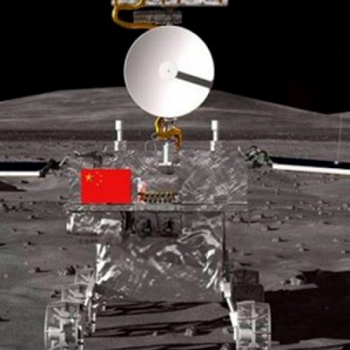 China conquistó la cara oculta de la Luna