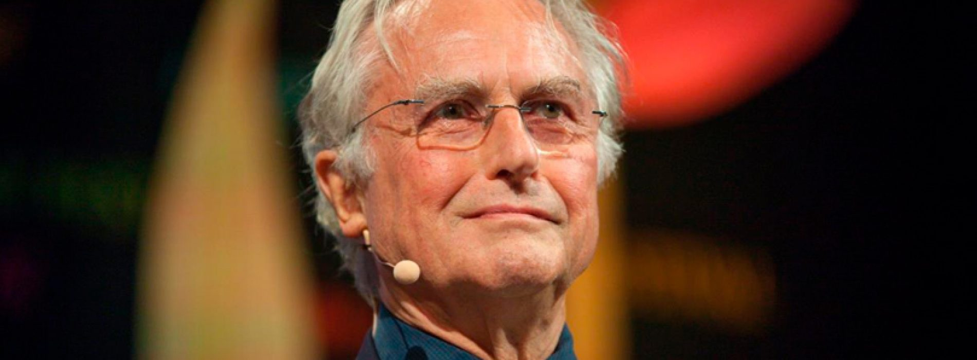 Presentation of the scientist the University of Oxford, Richard Dawkins