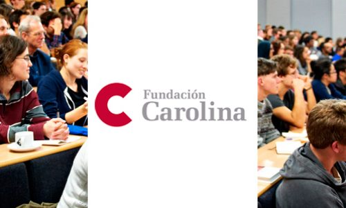 The Carolina Foundation has opened a new edition of its convocation of scholarships for the academic year 2019-2020.