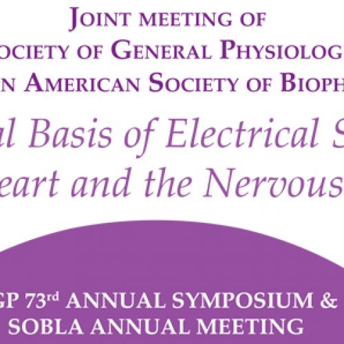 SGP 73rd Annual Symposium & Sobla Annual Meeting