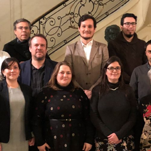 Academia Chilena de Ciencias rewards scientists featured in Chile