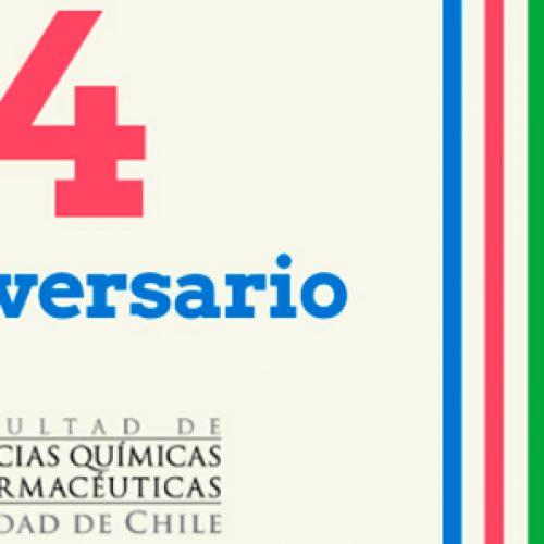 Conferencias de Aniversario 74° Facultad de Ciencias Químicas y Farmacéuticas