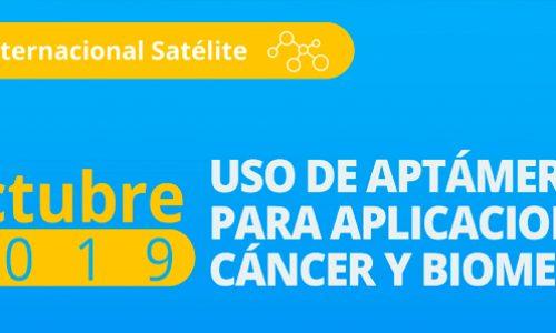 Simposio Internacional Satélite – Octubre 2019