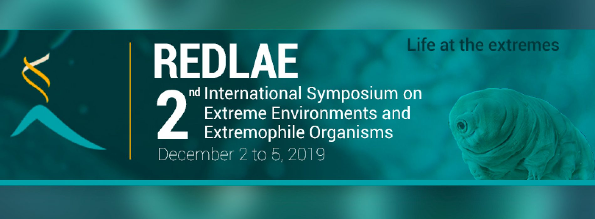 2nd International Symposium on Extreme Environments and Extremophilic Organisms (ISE3O)