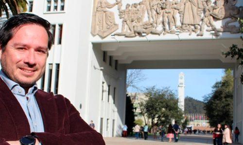 Científico chileno se convierte en el primer extranjero en ser miembro titular de la Real Academia de Ciencias de Bélgica