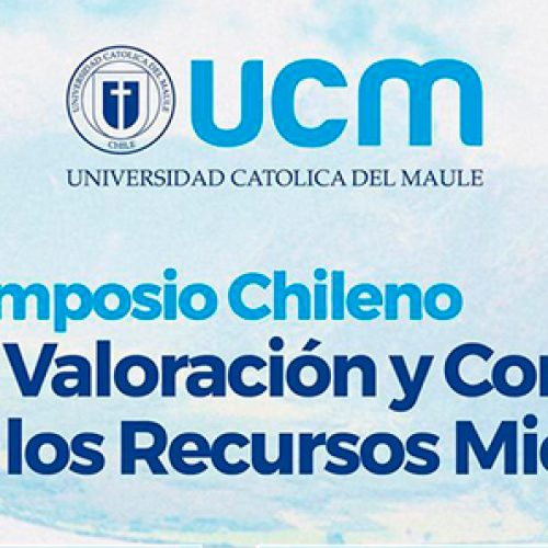 I Chilean Symposium on The Valuation and Conservation of Microbial Resources