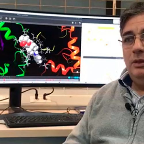 "Homo Science: Dr. Danilo Gonzalez-Nilo, expert in molecular simulation and the incredible adaptation of ""extremes"""