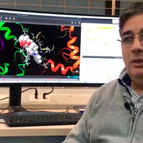 """Homo Science: Dr. Danilo Gonzalez-Nilo, experto en simulación molecular y la increíble adaptación de los """"extremófilos"""""""