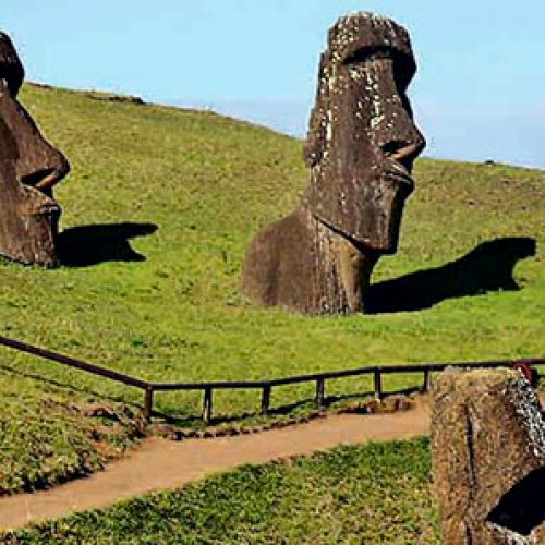 Chile's U. conducts first HIV prevention operation in Easter Island