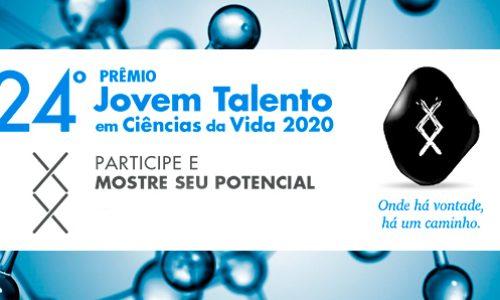 24 Jovem Talento em Ciencias da Vida 2020