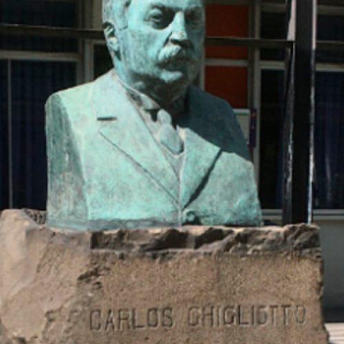 Conociendo el patrimonio de nuestra Facultad: Prof. Christian Wilson cuenta la historia del Prof. Carlos Ghigliotto Salas