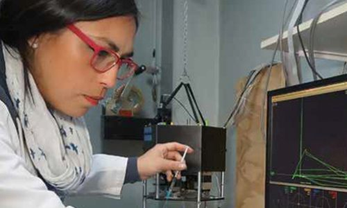 LATIN AMERICA: Chile and Argentina Propel Science