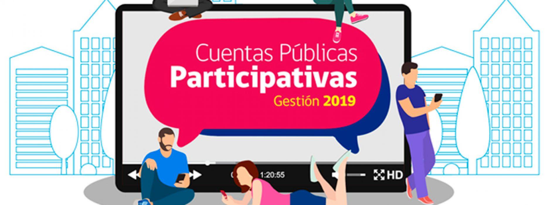 Invitación Cuenta Pública 2019