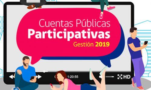 Public Account Invitation 2019