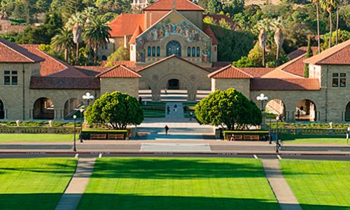 Information from International Relations Directorate: Luksic Scholarship at Stanford (USA)