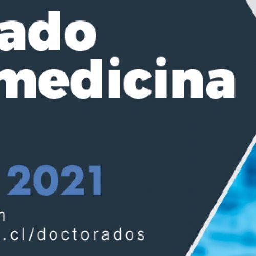 Programa de Doctorado Biomedicina 2021, UNAB