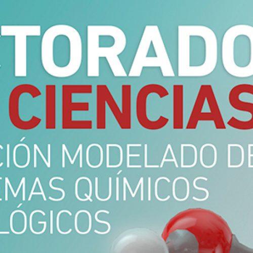 Doctorado en Ciencias mención Modelado de Sistemas Químicos y Biológicos que pertenece a la Facultad de Ingeniería, Universidad de Talca
