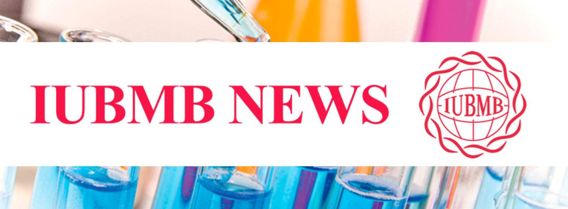2021 IUBMB January News