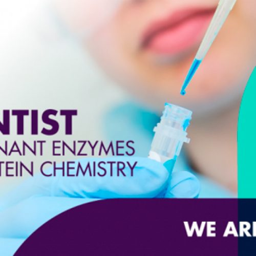 R&D Scientist for Recombinant Enzymes and Protein Chemistry at Kura Biotech