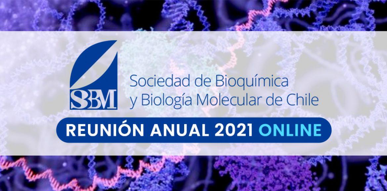 Reunión Anual SBBMCh 2021 Online