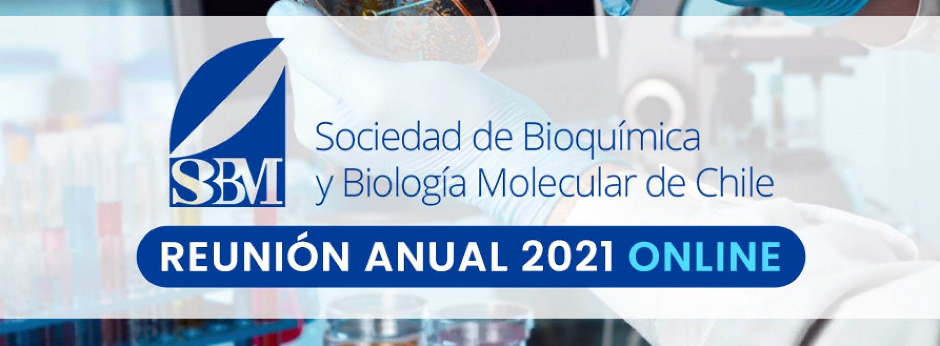 Deadline to receive free communications is extended – SBBMCh Annual Meeting 2021 Online